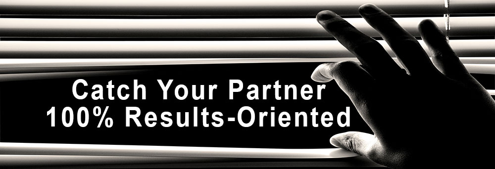 Catch Your Partner infidelity investigation brings results